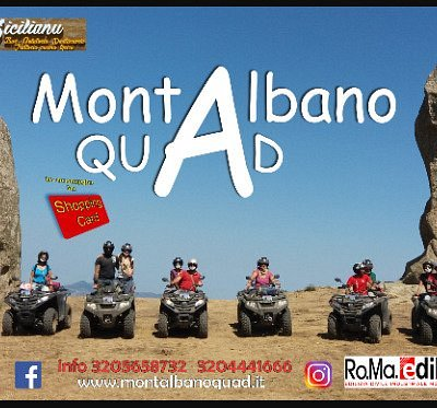 Montalbano Quad Escursioni si trova a Montalbano Elicona (Me). www.montalbanoquad.it