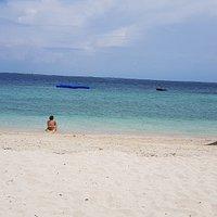 Its a beach