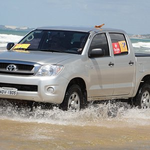 Fortaleza Beaches with private  transfers to all destinations !