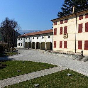 Villa Brandolini a Solighetto