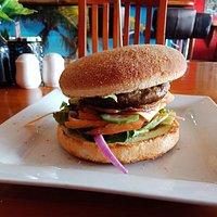 NZ Burger from Kava