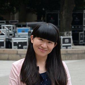 Miki Wei , the owner of Miki Tours