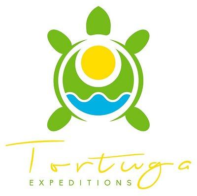 Logotipo Tortuga Expeditions