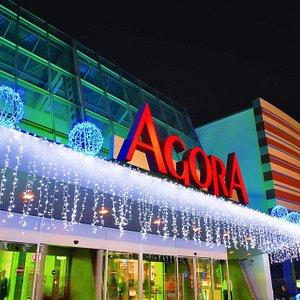 Agora Alışveriş Merkezi Giriş