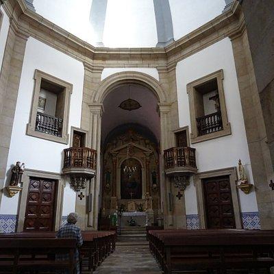 Nef et l'autel