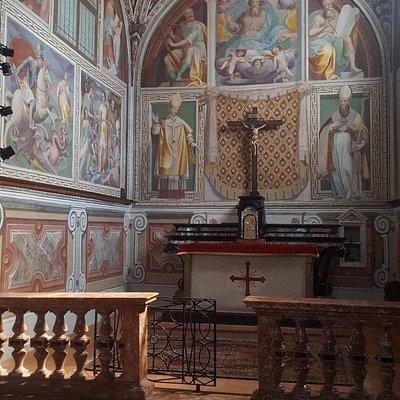 Altare Chiesa di San Giorgio