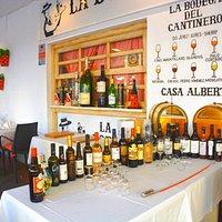 """LA BODEGA DEL CANTINERO """"CASA ALBERTO"""" Andalusian Cuisine"""