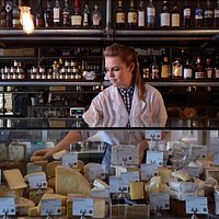 Over 180 artisan cheeses to choose from