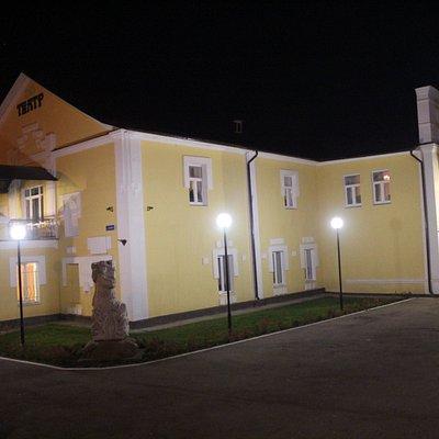 Здание Истринского драматического театра