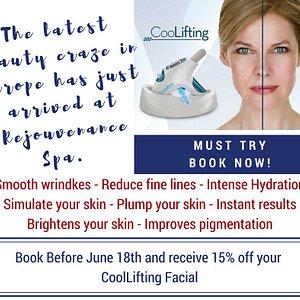 New CooLifting Facial