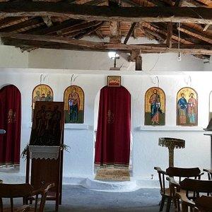 В храме Св. Павла