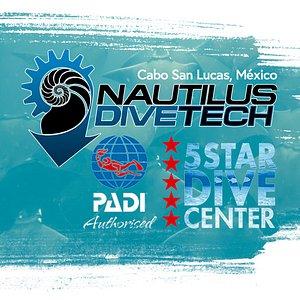 Now Nautilus Dive Tech is PADI 5 star Dive Center, lets go diving!