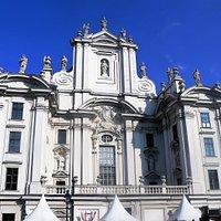 Eglise des Neuf-Choeurs-des-Anges
