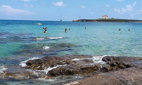 Spiaggia Scalo Mandrie