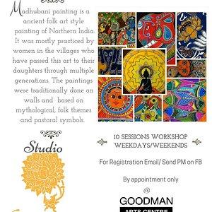 Madhubani Art Workshop