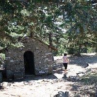 Ι.Ν. Προφήτη Ηλία στα Κρυονέρια της ορεινής Ναυπακτίας