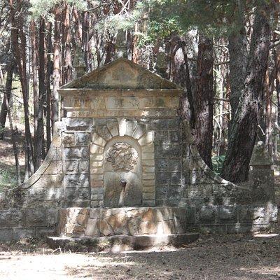 La fuente de Doña Mari