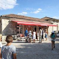 L'Office de Tourisme de Saintes et de la Saintonge