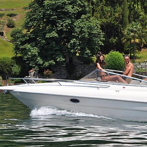 #Billoboat in Villa Cassinella