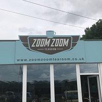 Zoom zoom tea room