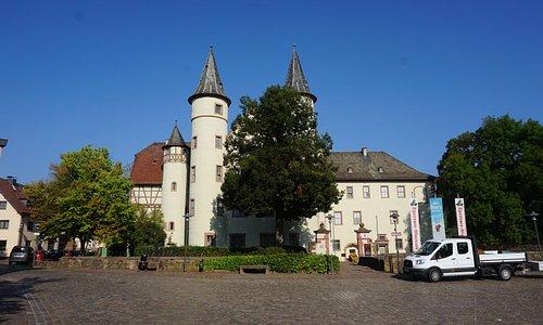 het kasteel van Lohr am Main