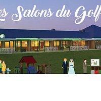 Les salons du Golf / Cocktail / Mariage / séminaire / Repas de famille