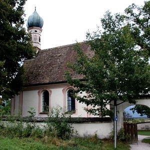 Ramsachkircherl St.Georg im Murnauer Moos