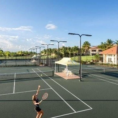 Best Clay Courts in Miami!