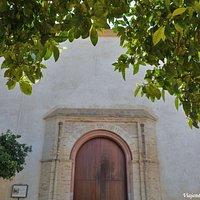Iglesia Convento de San Pedro de Osuna.