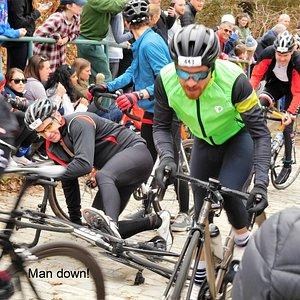 Dirty Dozen bike ride