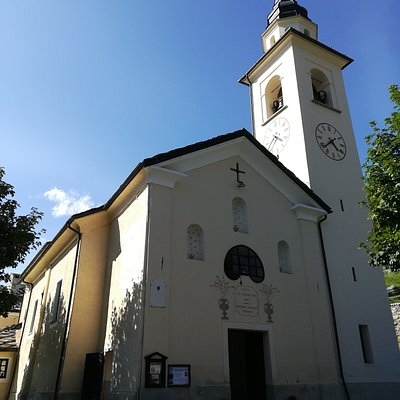 Chiesa di chamois