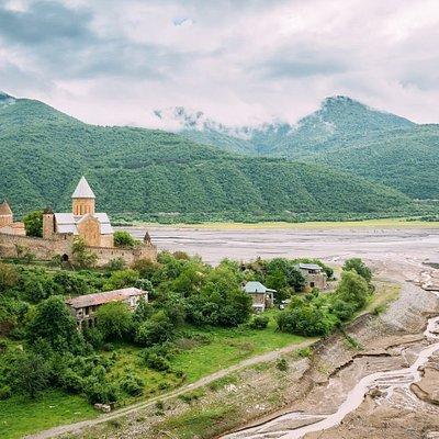 Castle Complex, Ananuri