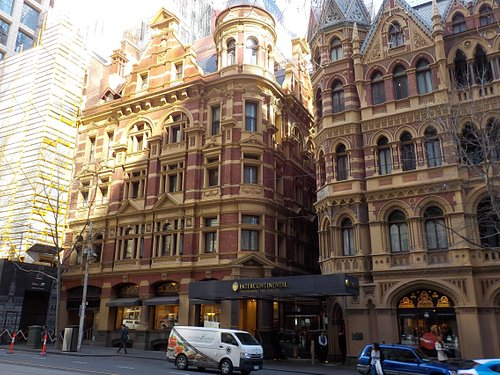 Collins Street view