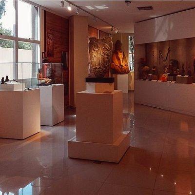 Exposição - Museu Egípcio e Rosacruz
