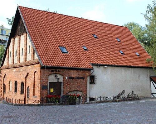 Budynek Młyn Zamkowy