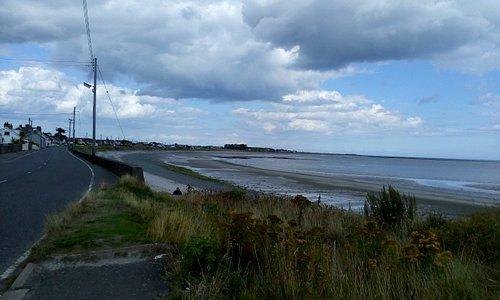 Cloughey Bay Beach north view