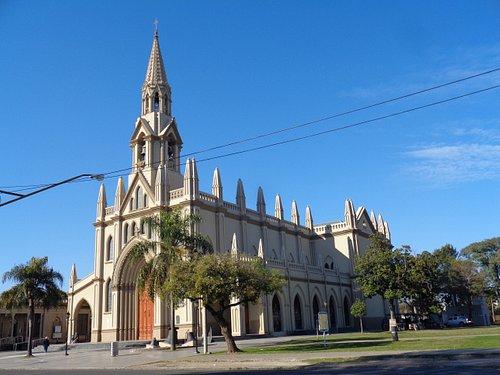 Vista exterior de la Basílica