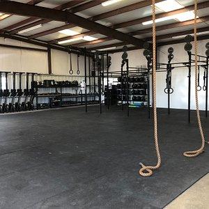 OpenRange main workout space