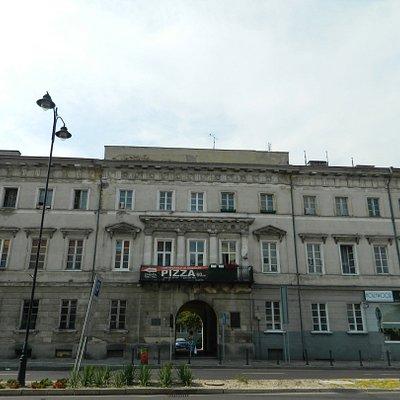 Dawny Pałac Puchalskich - Dom Rodzinny Marii Konopnickiej
