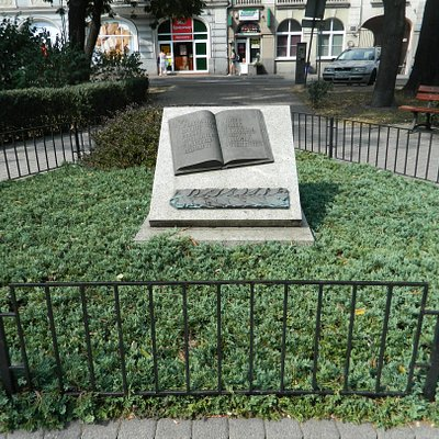 Pomnik Książki