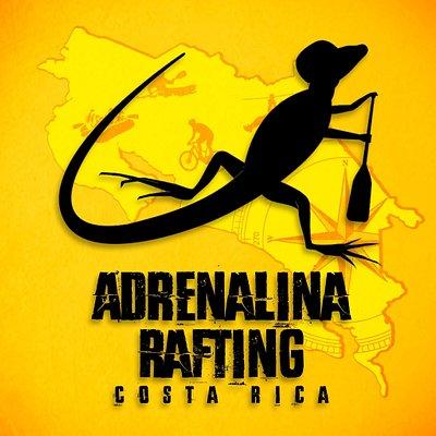 logotipo adrenalina