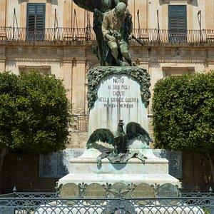 Monumento ai Caduti della I Guerra Mondiale