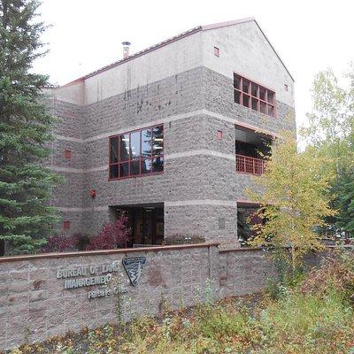 Arctic Interagency Visitor Centre, 222 University Ave, Bureau of Land Management, Fairbanks, Ala