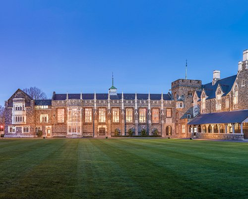 Christ's College is set around a central Quad