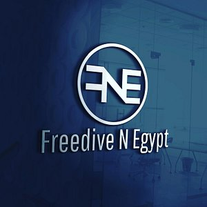 The logo of Freedive N Egypt