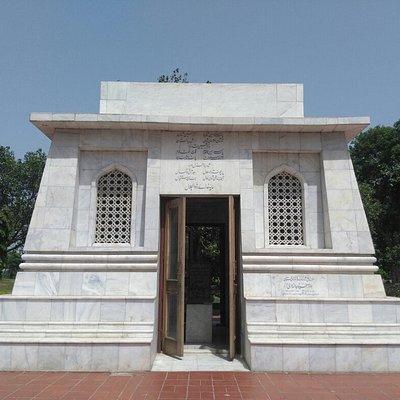 Tomb of Hafiz Jalandhri