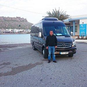Luxury mini bus Mercedes Sprinter 519
