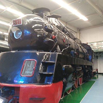 1920's engine at Shenyang Locomote Museum