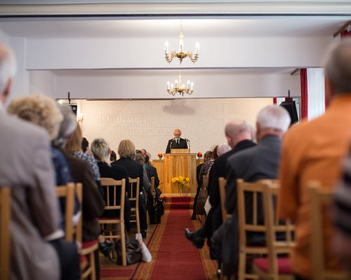 Krakow's Seventh-Day Adventist Church is a congregation of about 120 believers.