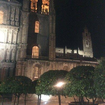 Catedral, visita nocturna guiada